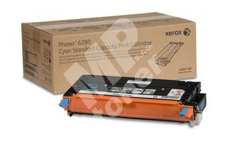 Toner Xerox 106R01400, cyan, MP print 1