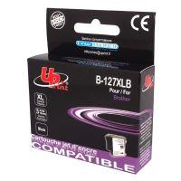 Kompatibilní cartridge Brother LC-127XLBK, MFC-J4510DW, black, UPrint