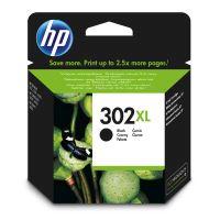 Inkoustová cartridge HP F6U68AE, OJ 3830, Deskjet 2130, black, No.302XL, originál