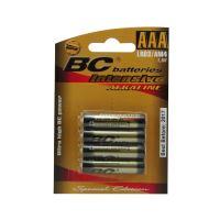 Baterie alkalická mikrotužková 1,5V INTENSIVE BC LR03