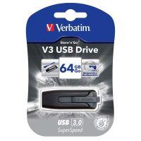 Verbatim 64GB Store N Go V3, USB flash disk 3.0, 49174, černá 1