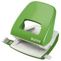 Celokovová stolní děrovačka Leitz New NeXXt 5008, světle zelený