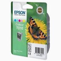 Inkoustová cartridge Epson C13T016401 color, originál
