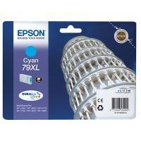 Inkoustová cartridge Epson C13T79024010, WF-5620DWF, WF-5110DW, 79XL, cyan, originál