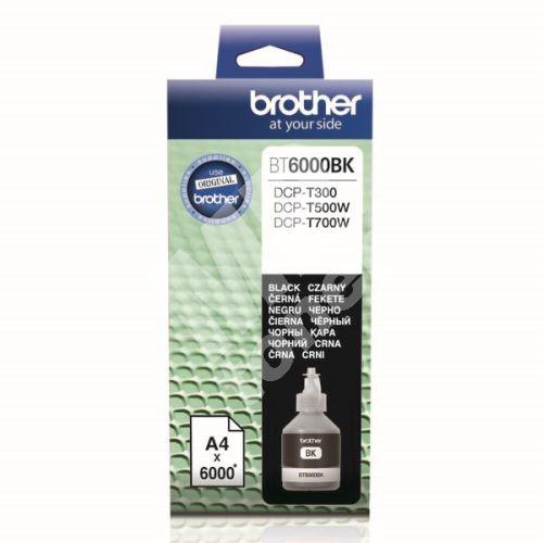 Cartridge Brother BT6000BK, black, originál 1
