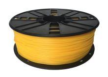 Tisková struna Gembird (filament) flexibilní, 1,75mm, 1kg, žlutá