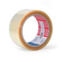 Balící lepicí páska Tesa 4280, 75 mm x 66 m, průhledná (24ks)