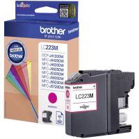 Inkoustová cartridge Brother LC-223M, MFC-J4420DW, MFC-J4620DW magenta, originál