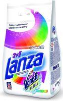 Lanza Color 2v1 prací prášek na barevné prádlo s Vanish Ultra 45 dávek 3,375 kg