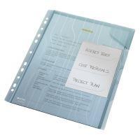 Závěsné třídicí desky Leitz CombiFiles, modré, balení 3 ks 6