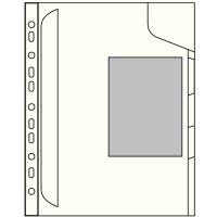 Závěsné třídicí desky Leitz CombiFiles A4, čiré, balení 3 ks 4