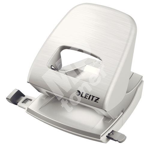 Děrovač Leitz NeXXt STYLE 5006, 30 listů, arkticky bílý 1