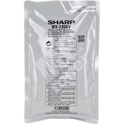Developer Sharp MX-235GV, black, originál 1