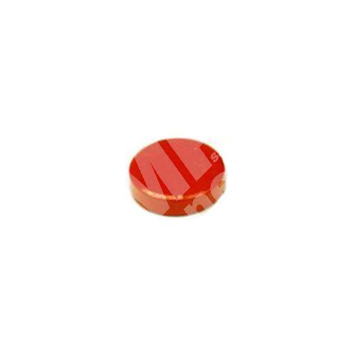 Magnety 2cm červený 1