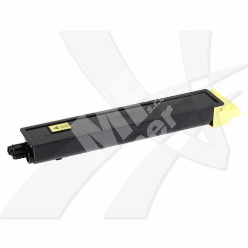 Toner Kyocera TK-895Y, yellow, MP print 1