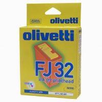 Inkoustová cartridge Olivetti B0380 color, Jet-lab 400, FJ32 originál