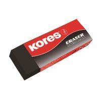Pryž Kores Eraser KE20, černá