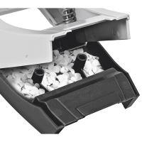 Miniděrovač Leitz NeXXt 5060, 10 listů, perleťově bílý 4