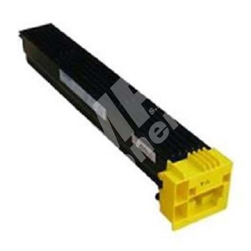 Toner Develop A3VU2D0, TN-711Y, yellow, originál 1