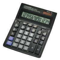 Kalkulačka Citizen SDC554S, černá, stolní, čtrnáctimístná
