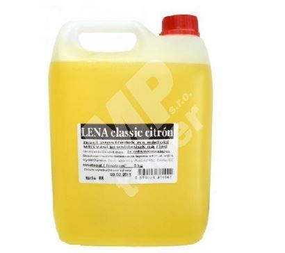 Mycí prostředek na nádobí Lena citrus, 5 litrů 1