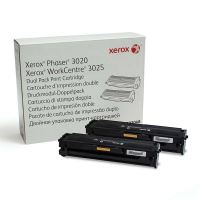 Toner Xerox 106R03048, Phaser 3020, WorkCenter 3025, black, 2-pack, originál