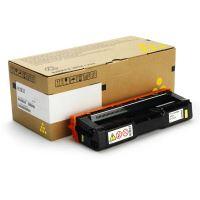 Toner Ricoh 407546, Aficio SP C250sf, 250dn, 250, yellow, originál