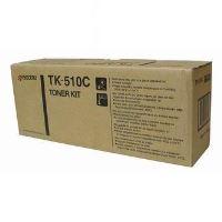 Toner Kyocera TK-510C, modrý, MP print 2