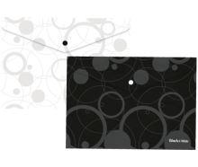 Deska spisová s drukem A4, Black&White, bílá