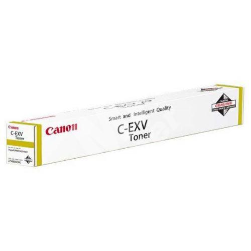 Toner Canon CEXV48Y, 9109B002, yellow, originál 1