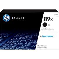 Toner HP CF289X, LaserJet Enterprise M507, black, 89X, originál