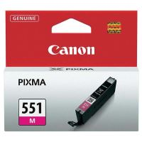 Inkoustová cartridge Canon CLI-551M, iP7250, MG5450, MG6350, magenta, 6510B001, originál