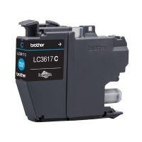 Inkoustová cartridge Brother LC-3617C, MFC J2330, cyan, originál