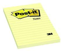 Samolepící bloček Post-it 660 žlutý