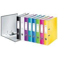 Pákový pořadač 180 Wow, bílá, 52 mm, A4, PP/karton, LEITZ 5