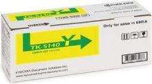 Toner Kyocera TK-5140Y, Ecosys M6030cdn, M6530cdn, P6130cdn, yellow, originál