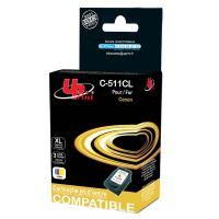 Kompatibilní cartridge Canon CL-511, color, 12ml, UPrint