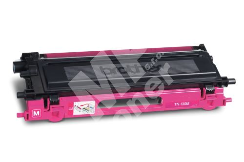 Kompatibilní toner Brother TN-130M HL-4040CN, 4050CDN, DCP-9040CN, magenta, MP print