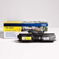 Toner Brother TN-326Y, HL-L8350CDW, HL-L9200CDWT, yellow, TN326Y, originál