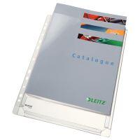 Závěsné kapsy s rozšiřitelnou kapacitou Leitz A4, čiré, 10 ks