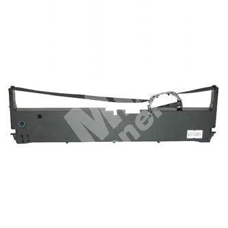 Páska do tiskárny pro Epson LQ 630, 630S, baleno v bílé krabičce, černá Fullmark 1