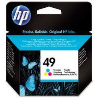 Inkoustová cartridge HP 51649AE, color, No. 49, originál