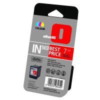 Inkoustová cartridge Olivetti Linea Office Wifi, B0509, color, originál