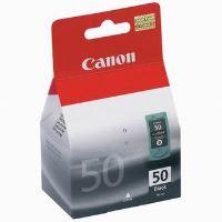 Inkoustová cartridge Canon PG-50, černá, PG50 22 ml originál