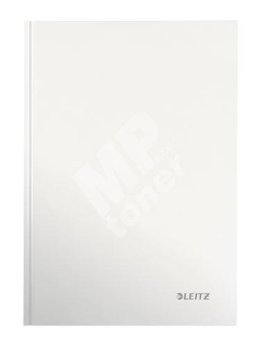 Zápisník Leitz WOW A4, čtverečkovaný, bílý 2