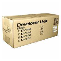 Developer Kyocera DV-560Y, FS-C5350, yellow, originál