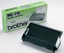Fólie do faxu Brother PC-70, Fax T-74, T-76, T-78, T-84, T-86, T-96, originál