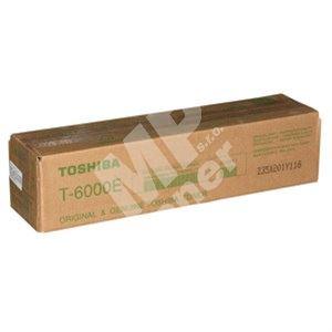 Toner Toshiba T-6000E, black, originál 1