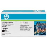 Toner HP CE260X, Color LaserJet CP4025, CP4525 black originál