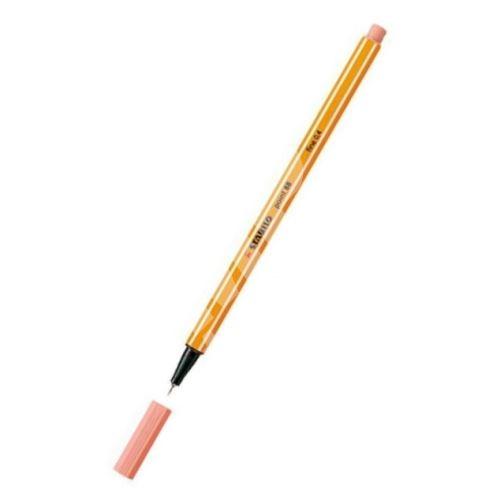 Liner Point 88, broskvová, 0,4mm, STABILO 1